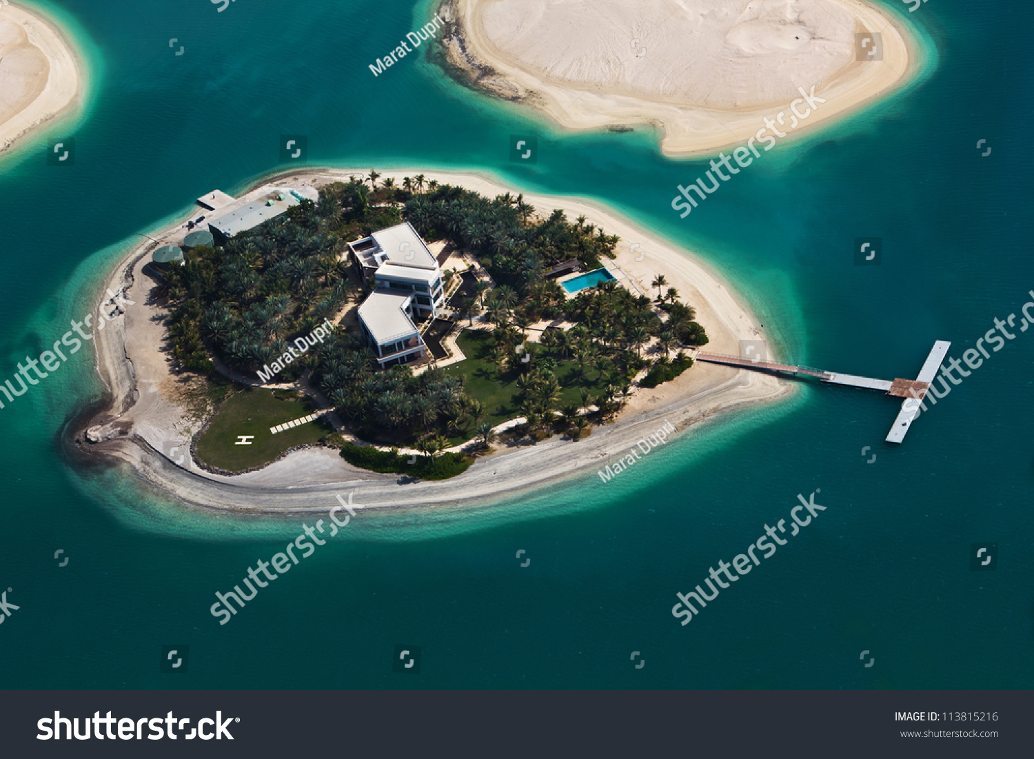 Island dubai on world map islands stock photo download now island in the dubai on the world map islands gumiabroncs Choice Image