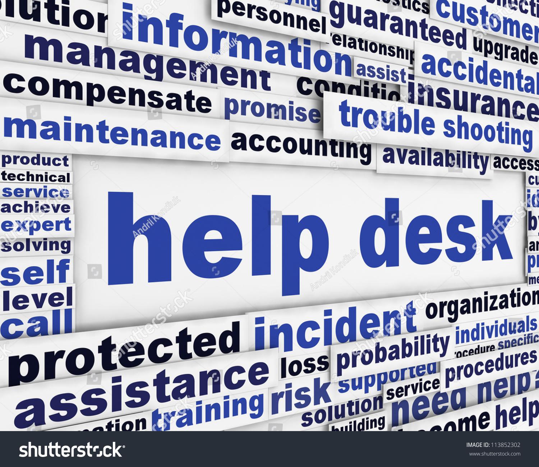 Poster design help - Help Desk Poster Design Customer Service Message Background