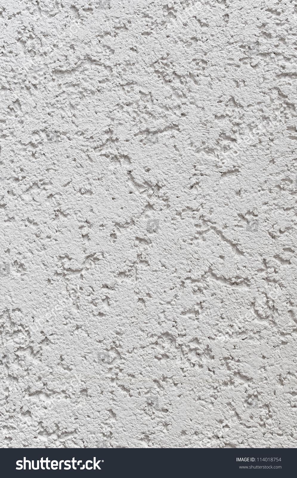 Light Grey Wall Stucco Texture Detailed Natural Gray