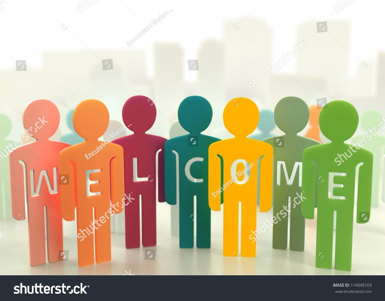 welcome wallpaper stock photo 114045103 shutterstock