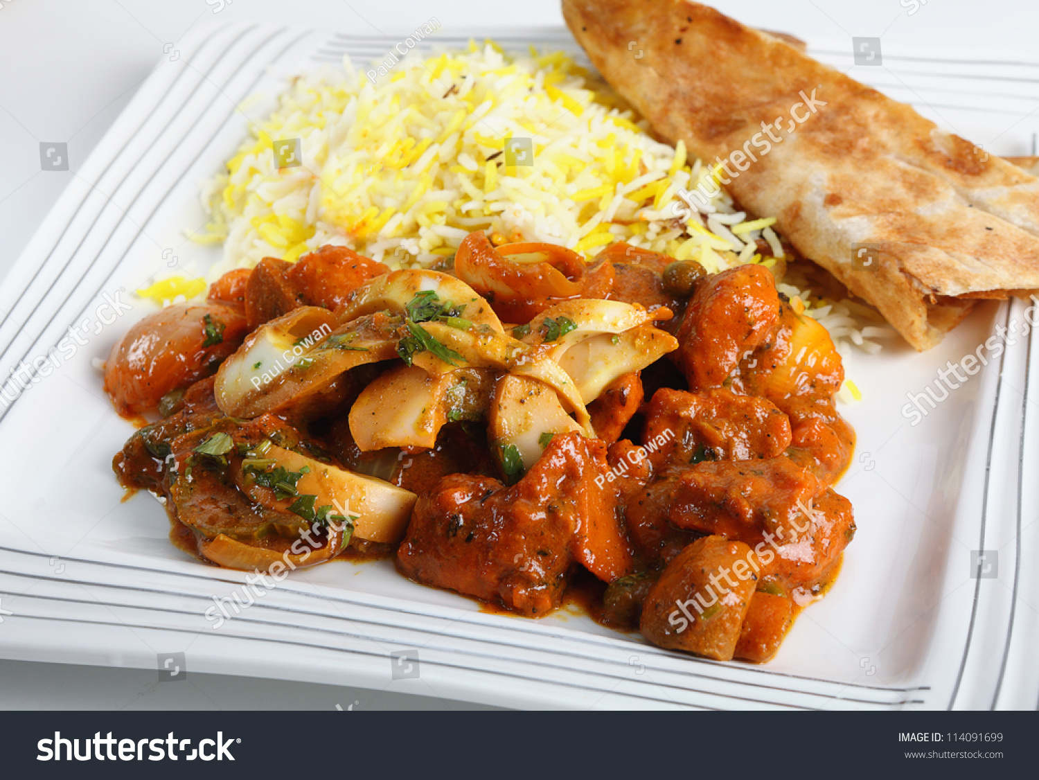 Chicken Jalfrezi Save To A Lightbox How To Make
