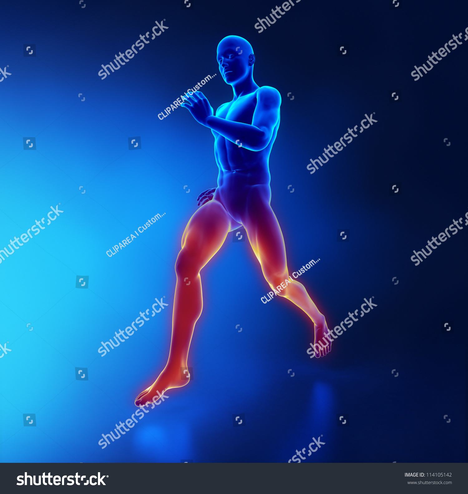fatigue exhaustion and muscle weakness concept stock photo save to a lightbox