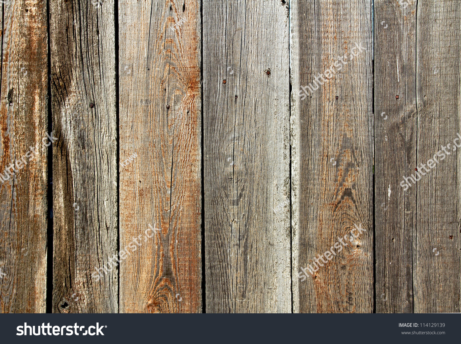 Old barn wood board stock photo 114129139 shutterstock for Where to buy old barn wood
