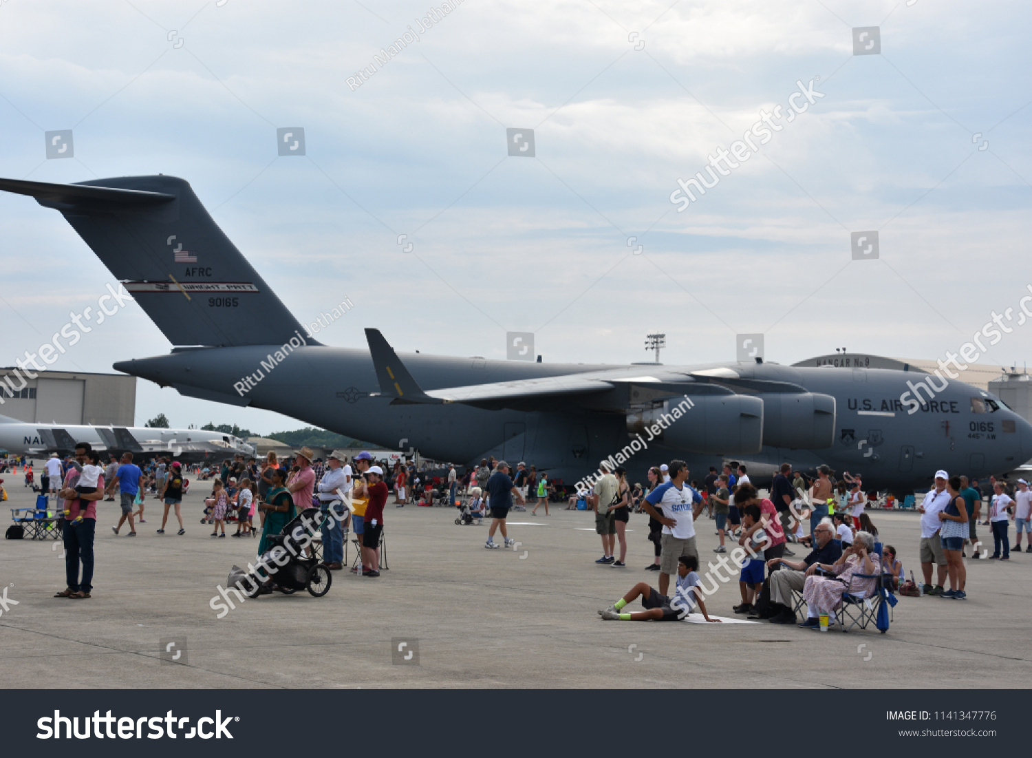 Westover Air Show 2020.Chicopee Ma Jul 14 Static Displays Stock Photo Edit Now