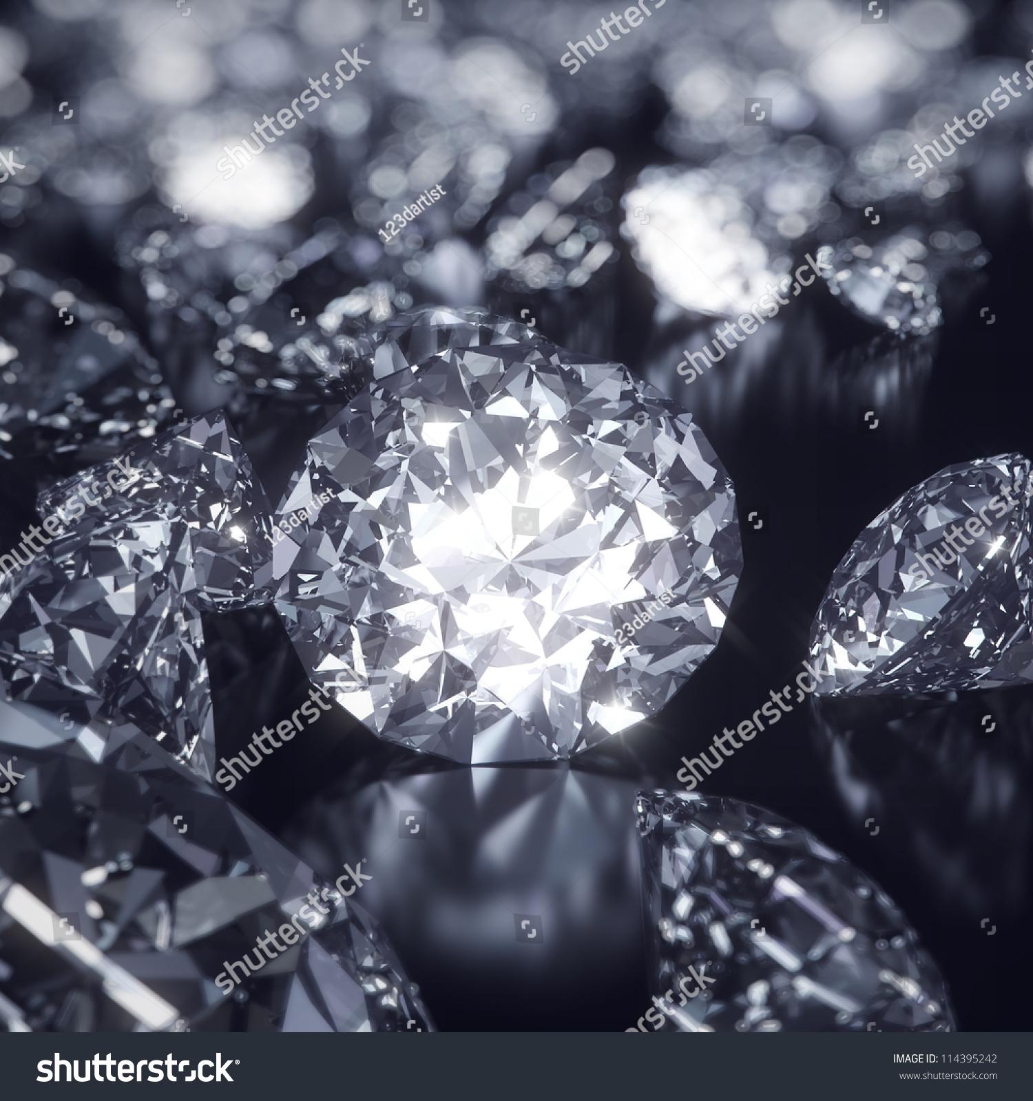 Blogs: Diamonds Shine Even in Slow Markets - JewelleryNetAsia