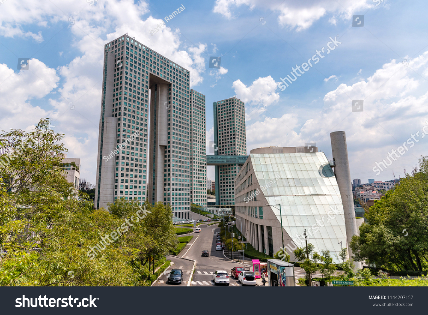 Mexico City Mexico Circa July 2018 Stock Photo Edit Now 1144207157