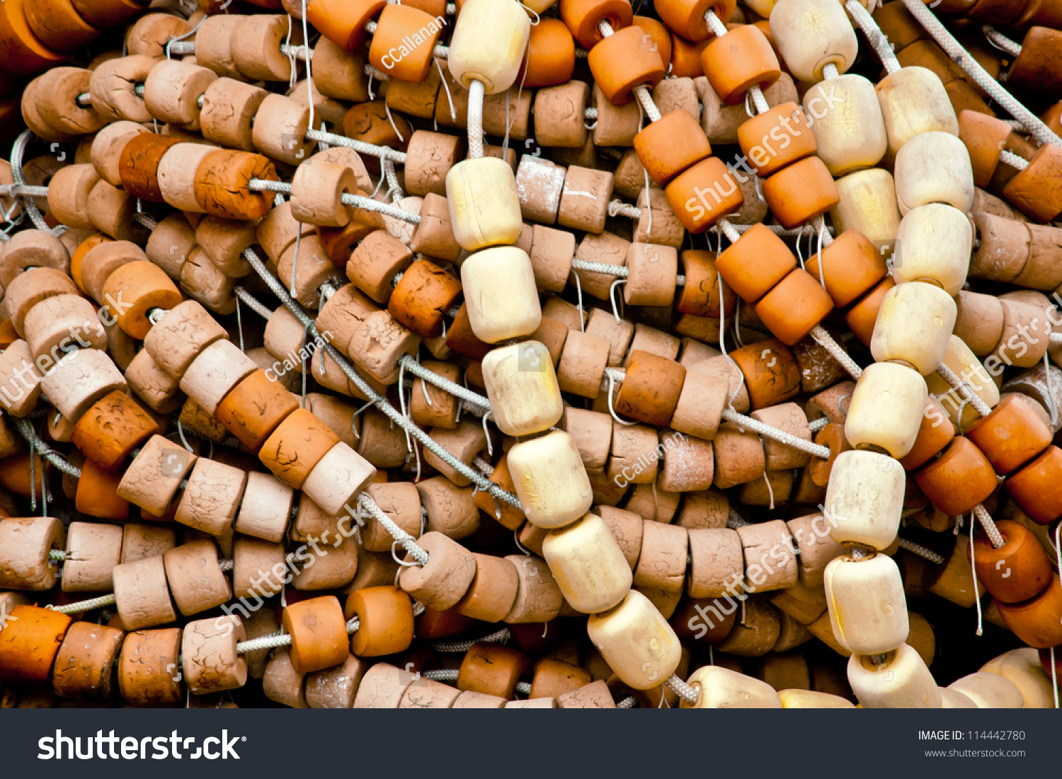 Commercial fishing gear stock photo 114442780 shutterstock for Commercial fishing supplies