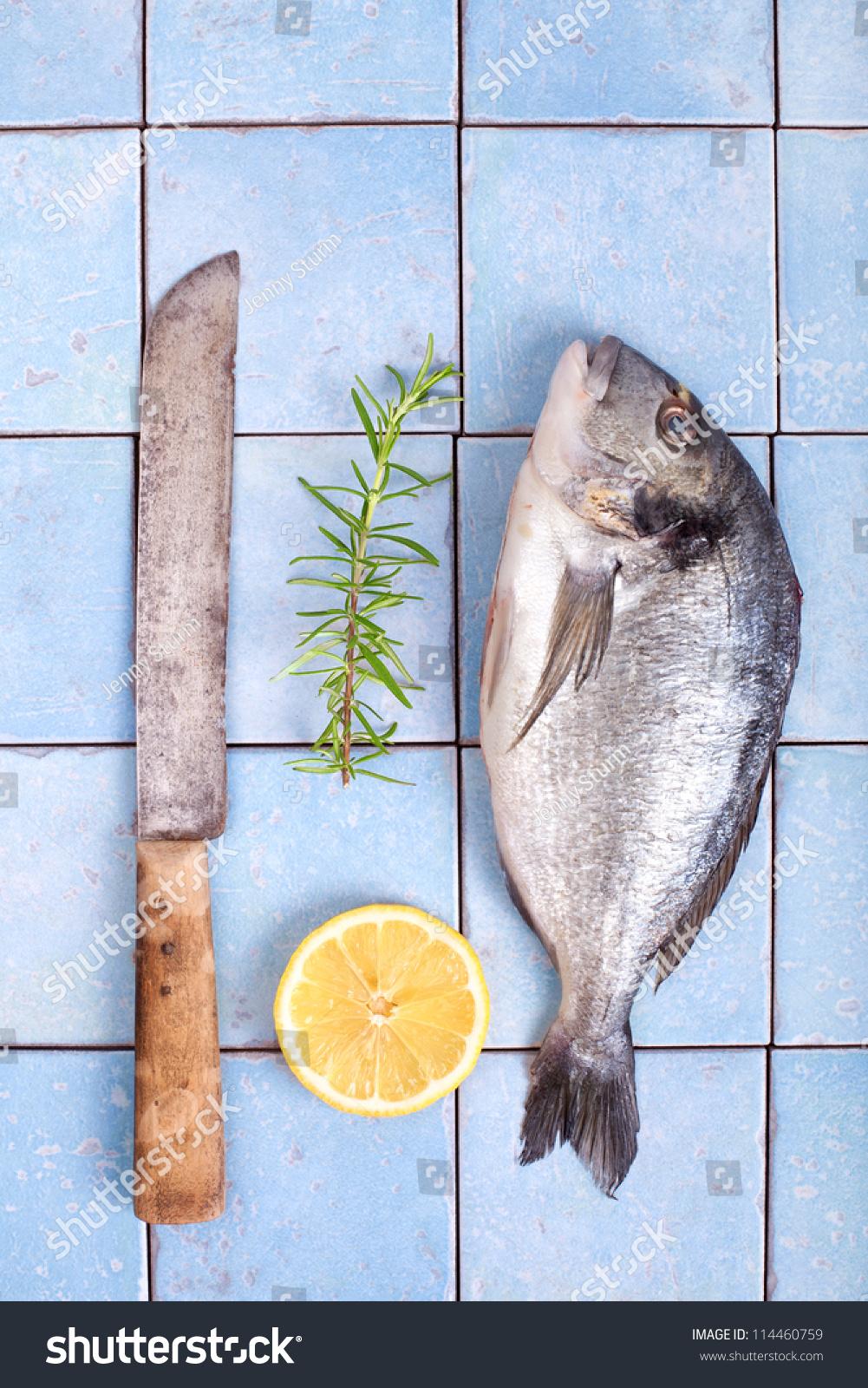 Sea Bream With Caramelized Lemons Recipes — Dishmaps
