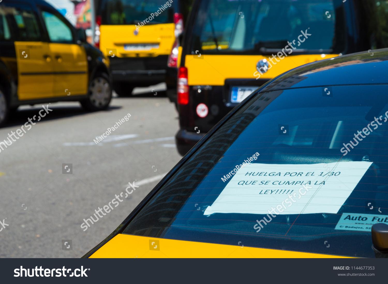 Uber in barcelona spain