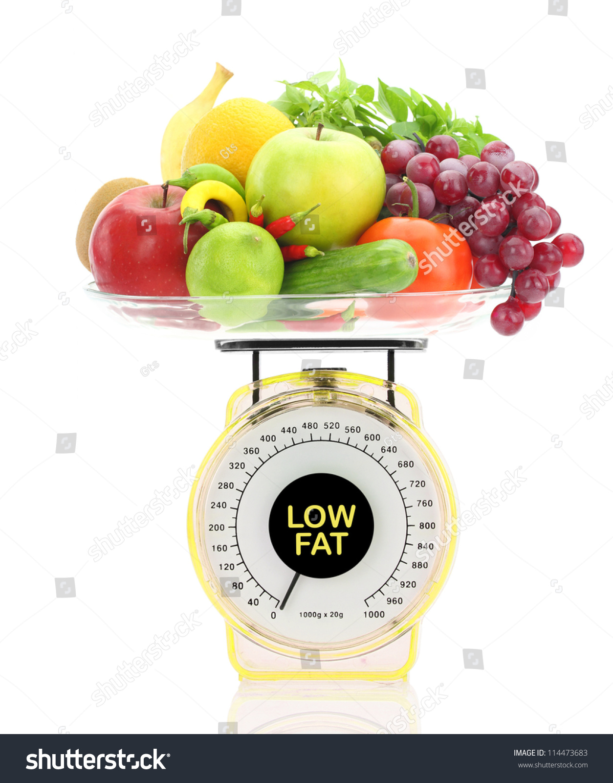Low Fat Fruits And Vegetables 19