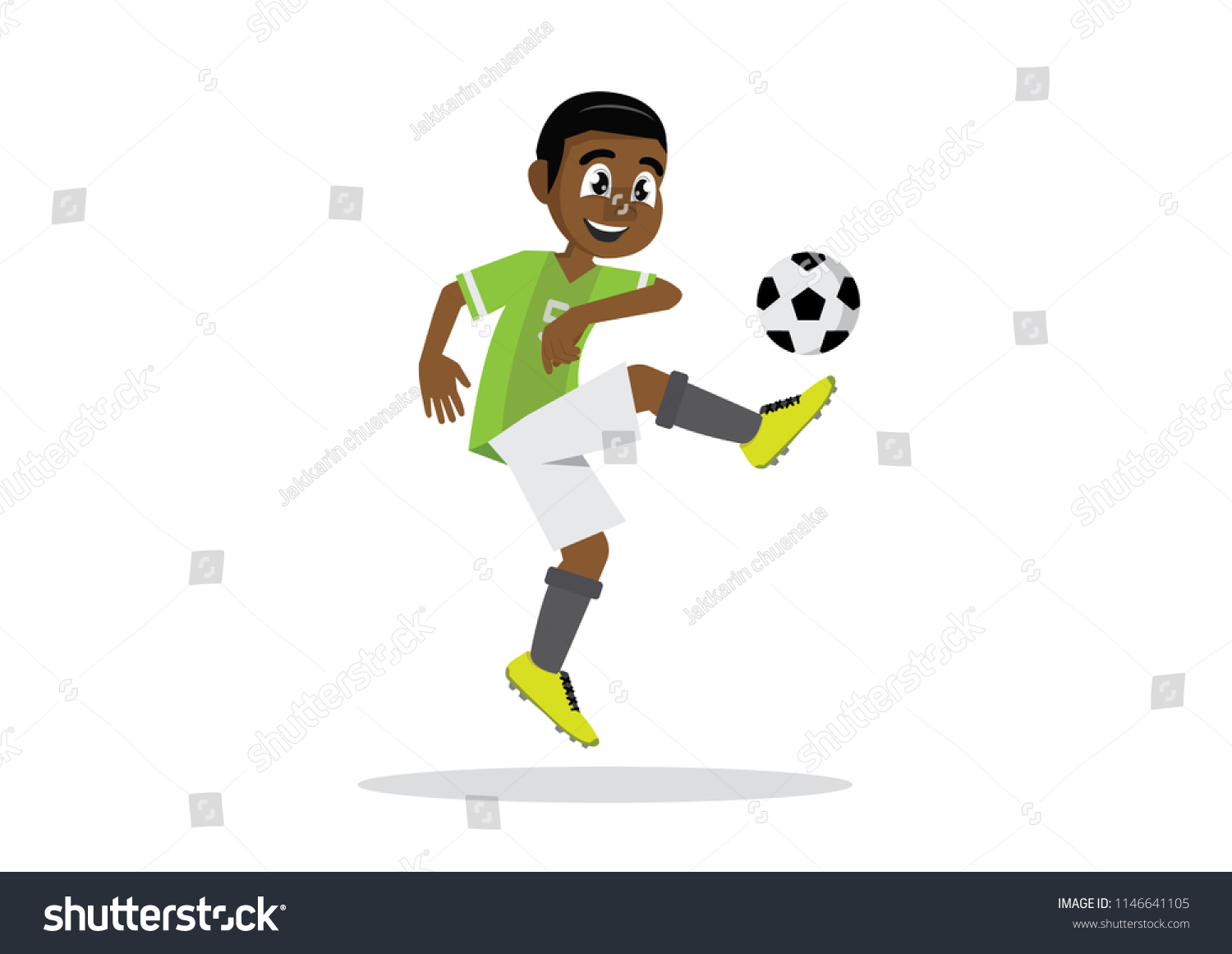 20+ Boy Soccer Player Cartoon Gif
