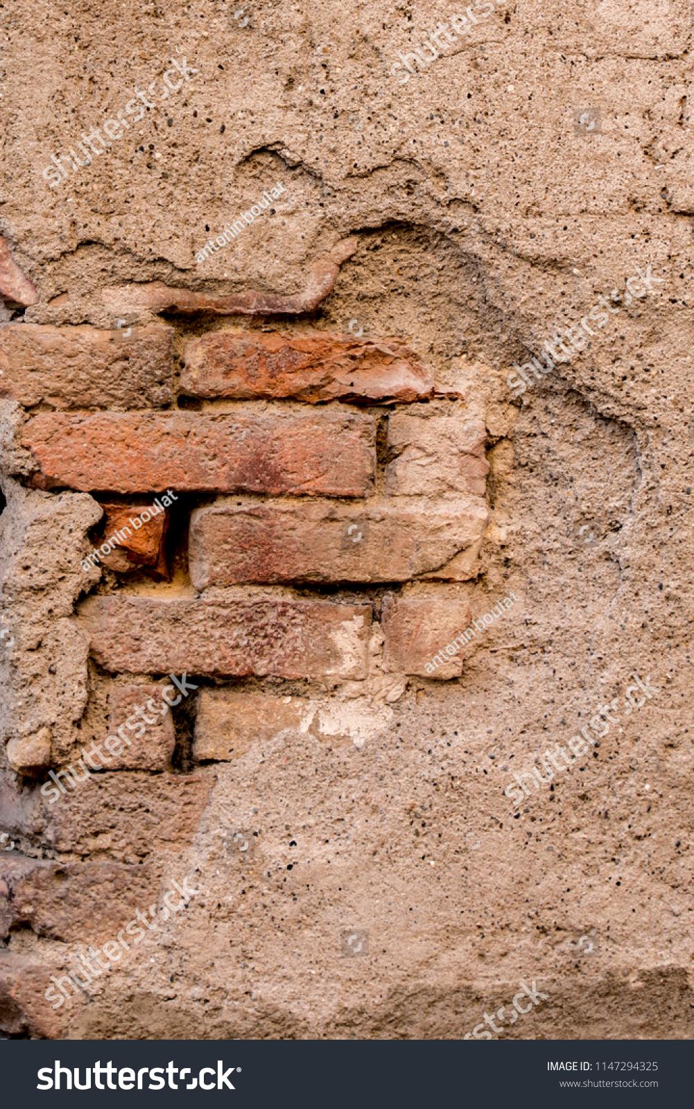 Mur En Brique Rouge mur de brique rouge | backgrounds/textures stock image