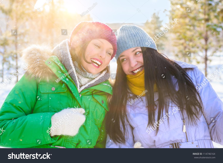 chatting for girls winter