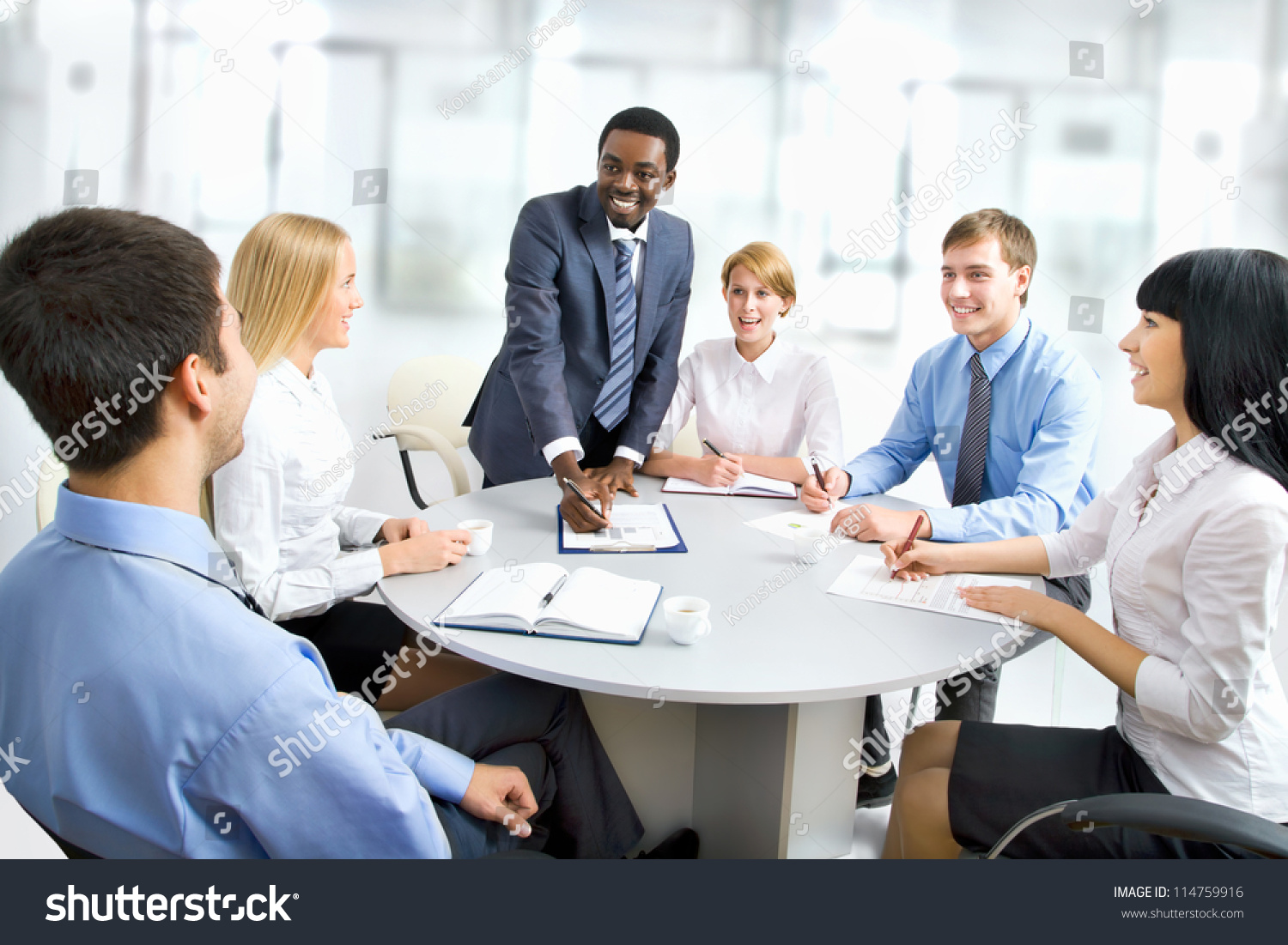 how to work with a diverse group