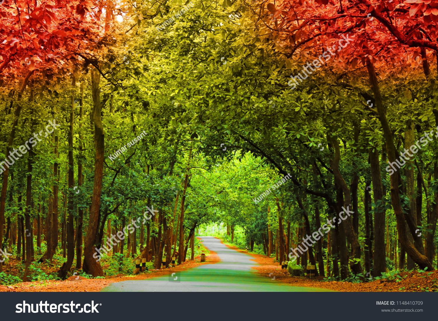 Beautiful Nature Wallpaper Stock Photo Edit Now 1148410709