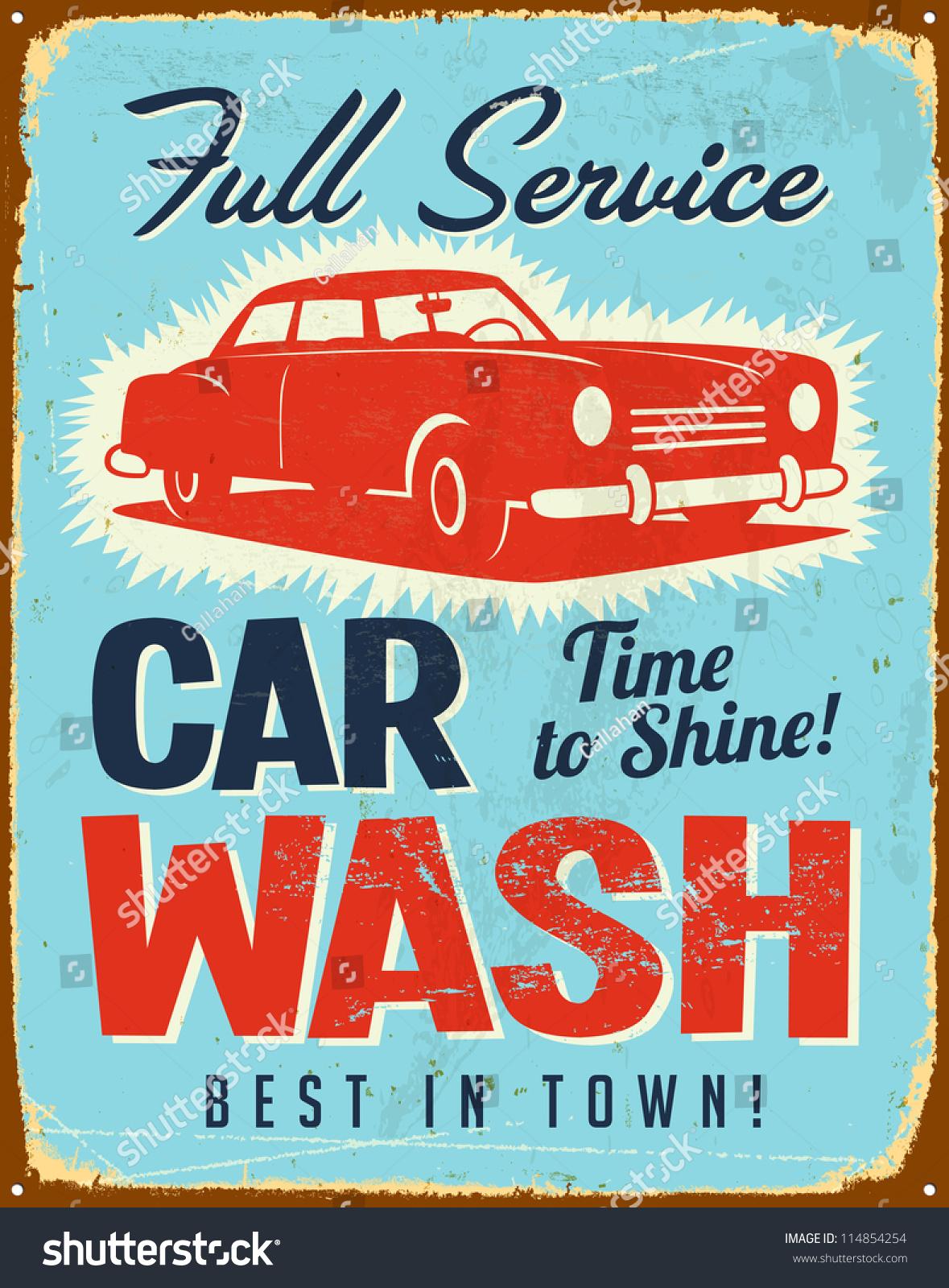 Classic Car Wash Hand Wash