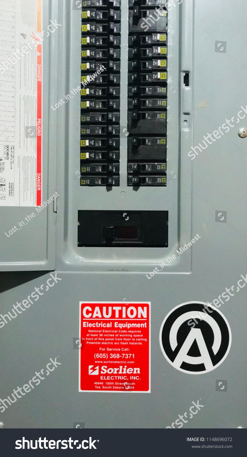 kelley iowa usa 82018 residential fuse stock photo (edit now residential  fuse box regulations kelley