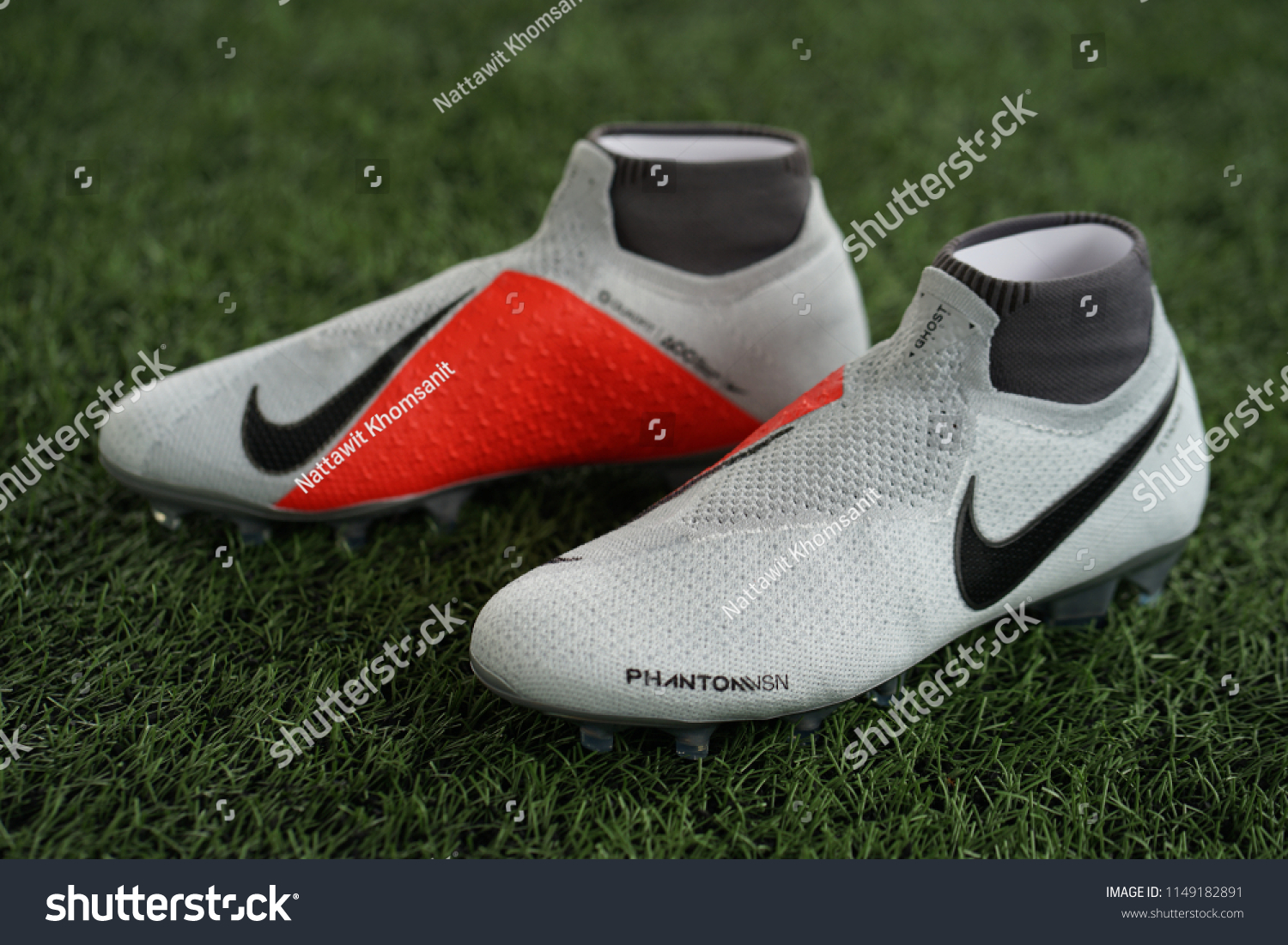 De otra manera regular Gobernar  Bangkok Thailand July 2018 Nike Phantom Stock Photo (Edit Now) 1149182891