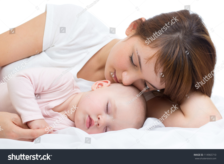 Сын мама спит 18 фотография