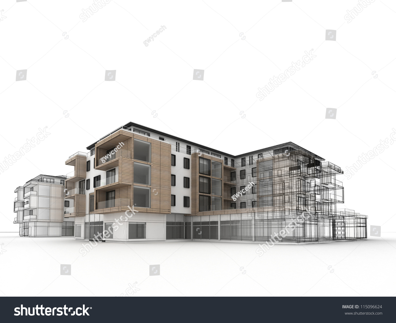 Apartment Building Architectural Styles 28 Images