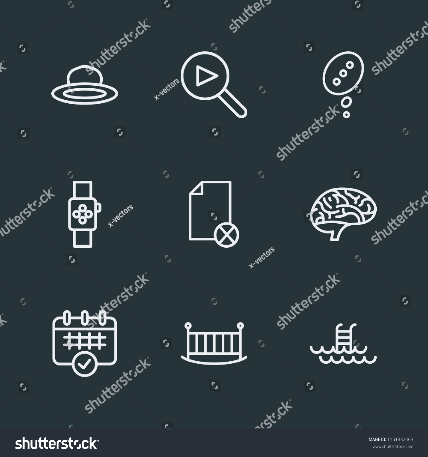 Modern Flat Simple Vector Icon Set Stock Royalty Free Basic Schematic Of A Classh Configuration Contains Icons Class Small Home Screen