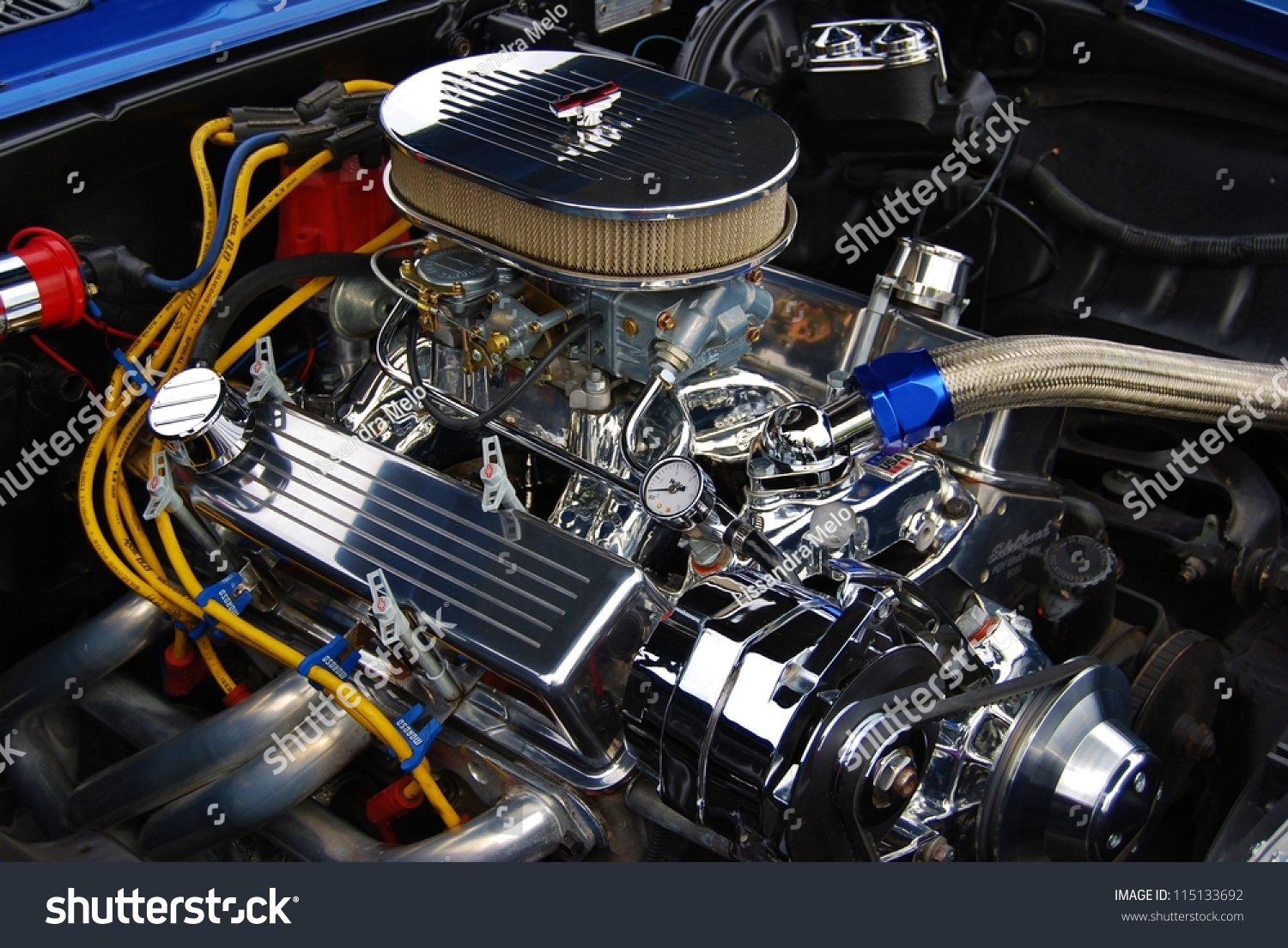 Frederick md september 16 1969 blue chevy ss 350 motor for Motor vehicle administration md