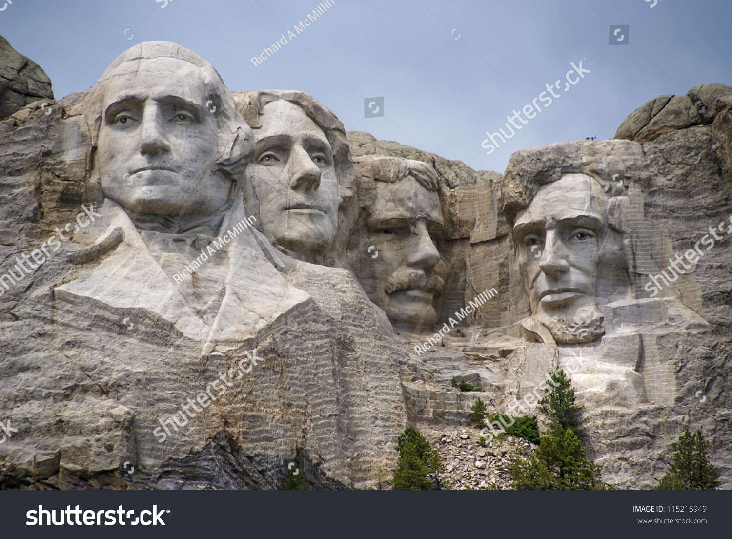 Worksheet Why Is Mount Rushmore Important famous landmark mountain sculpture mount rushmore stock photo and near keystone south dakota shot