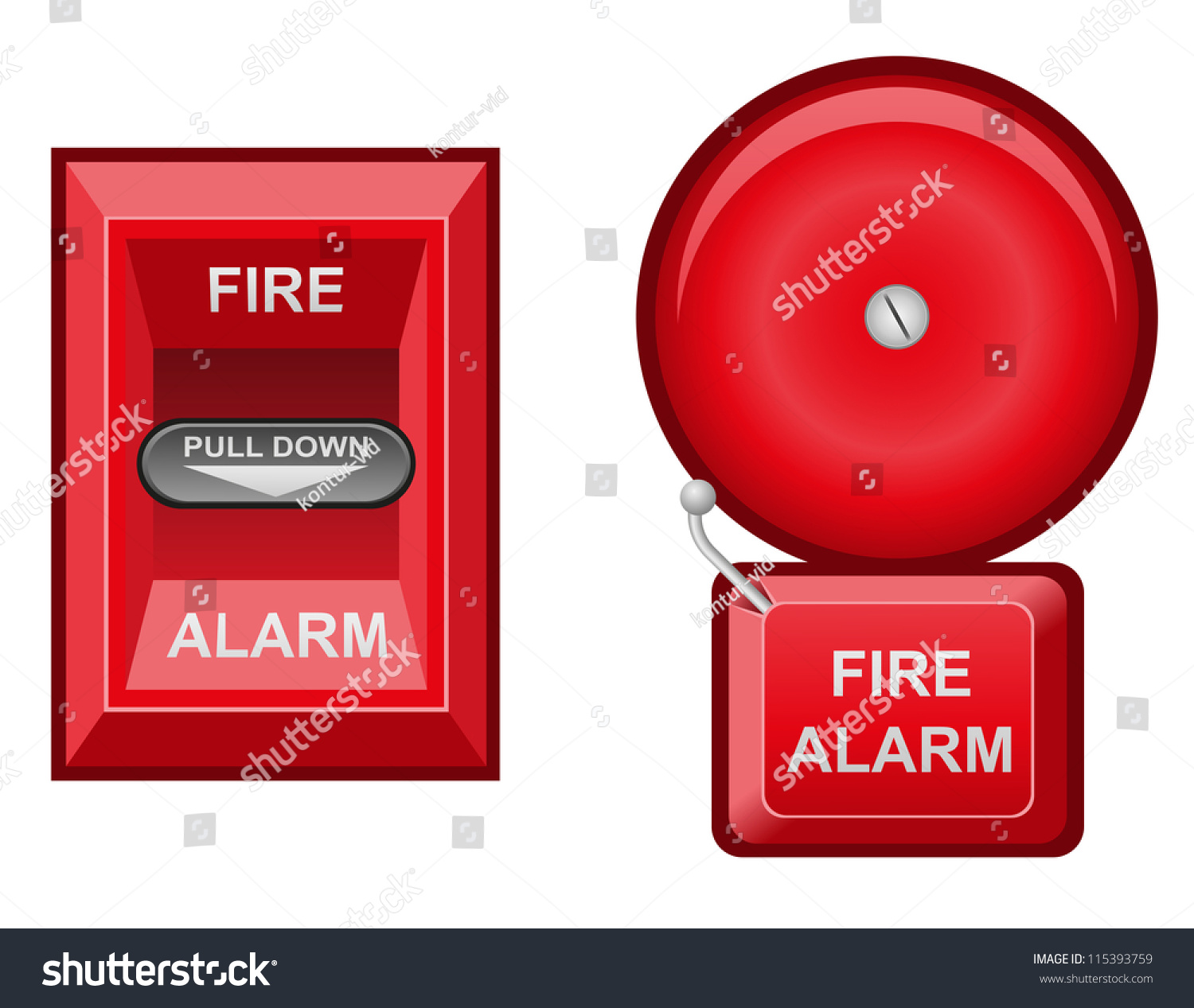 Watch likewise 371204 in addition Preview Design 20elements 20  20Alarm 20and 20access 20control as well Fire Alarm Diagram Symbols besides Notifier Pull Station Nbg 12lx. on fire alarm horn strobe symbol