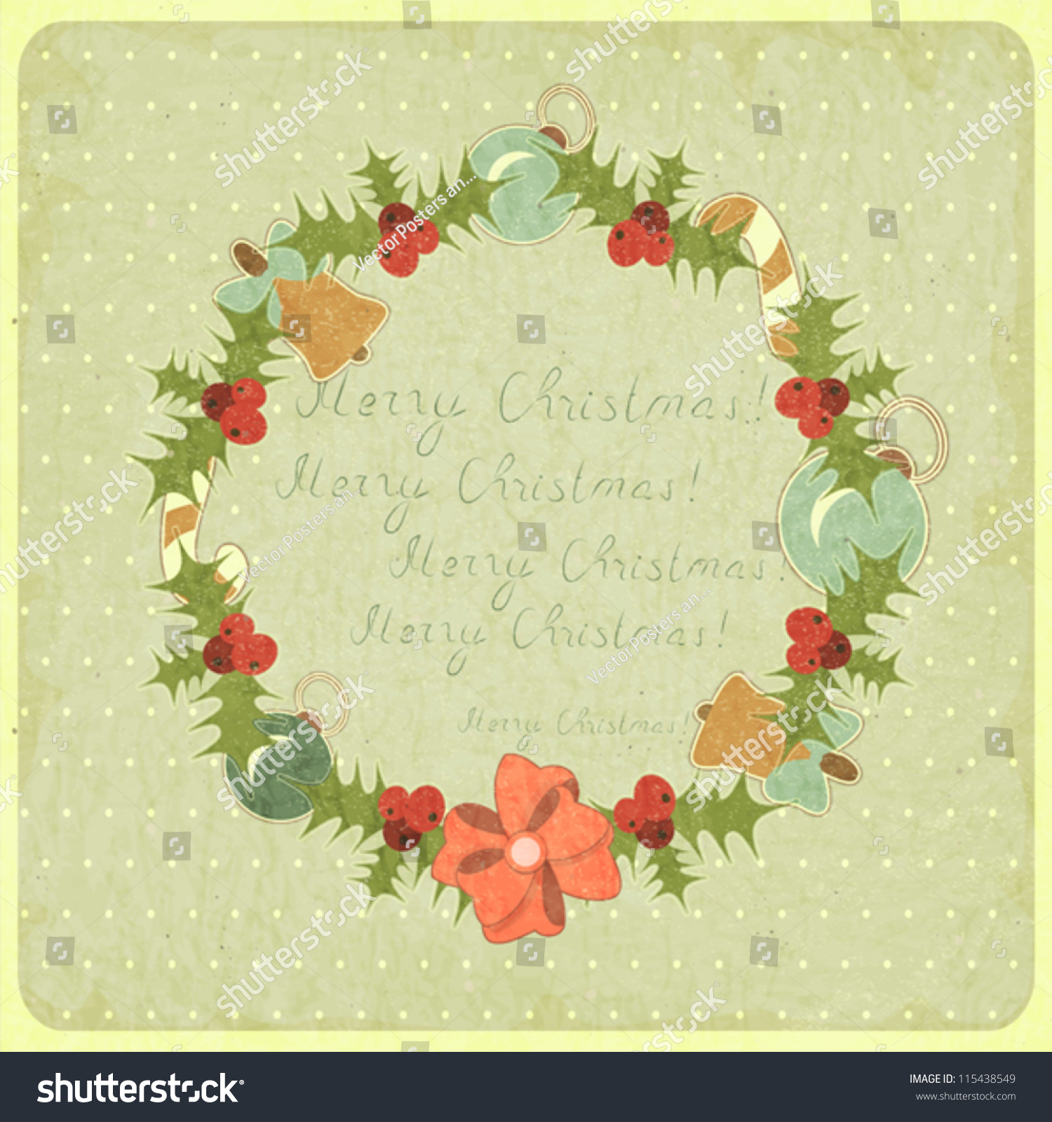 Apologise, but, vintage wreath postcards