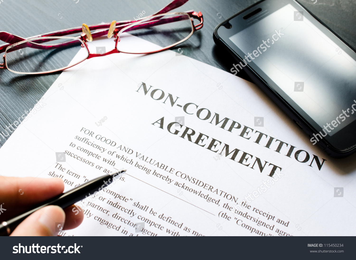 noncompete agreements my employment lawyer massachusetts noncompete law