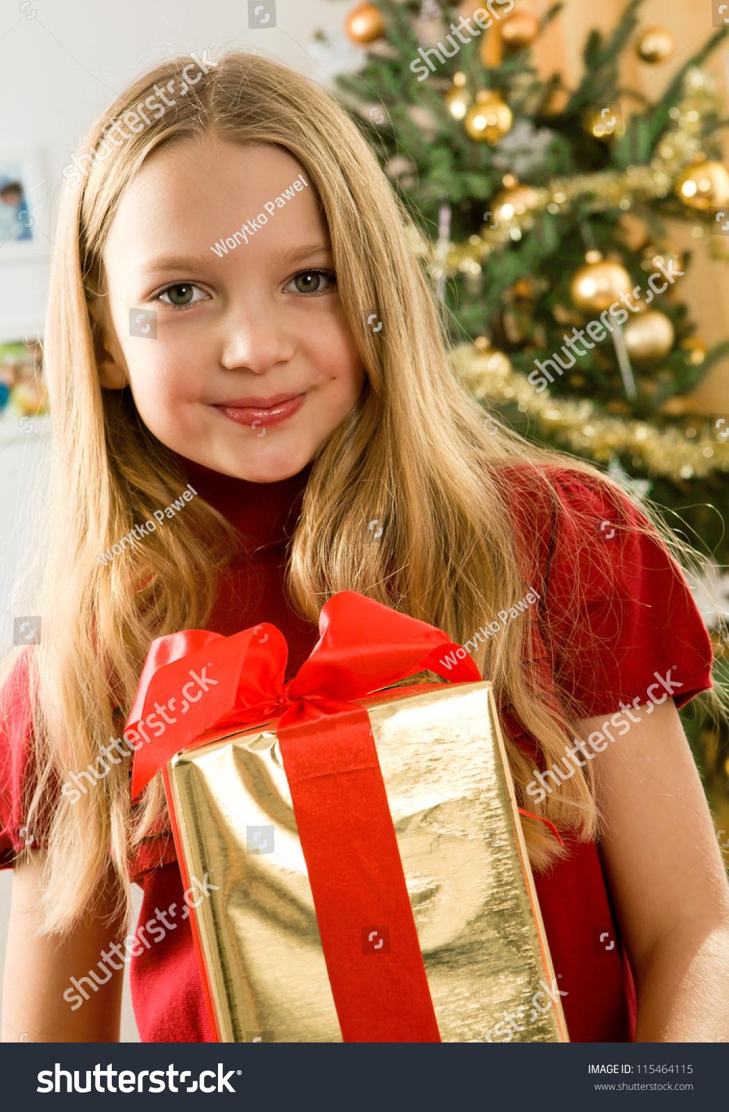 Little blonde teen facial can look