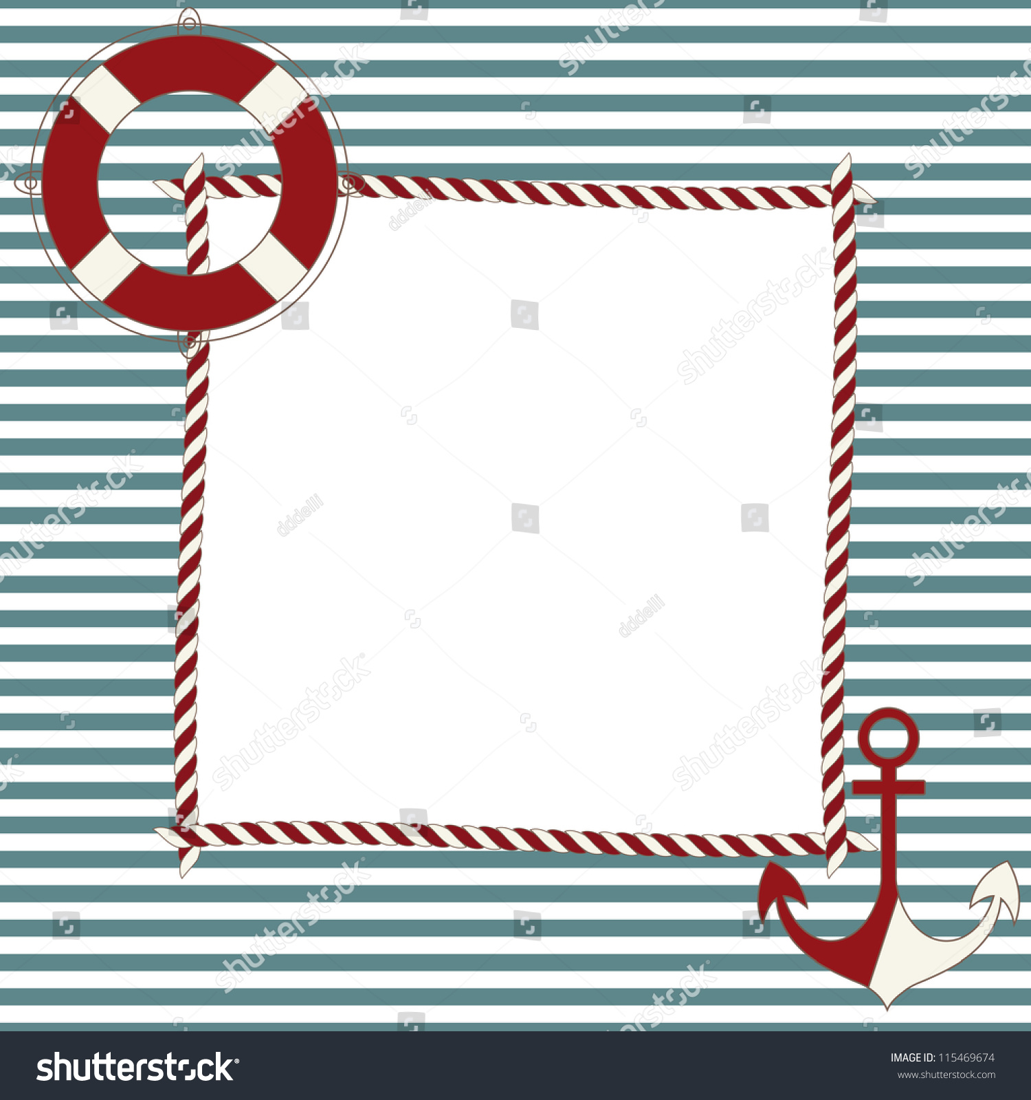 Anchor Invitations as amazing invitations ideas