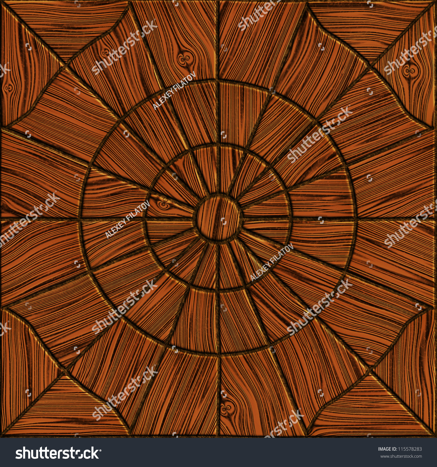 Seamless texture wood laminate stock photo