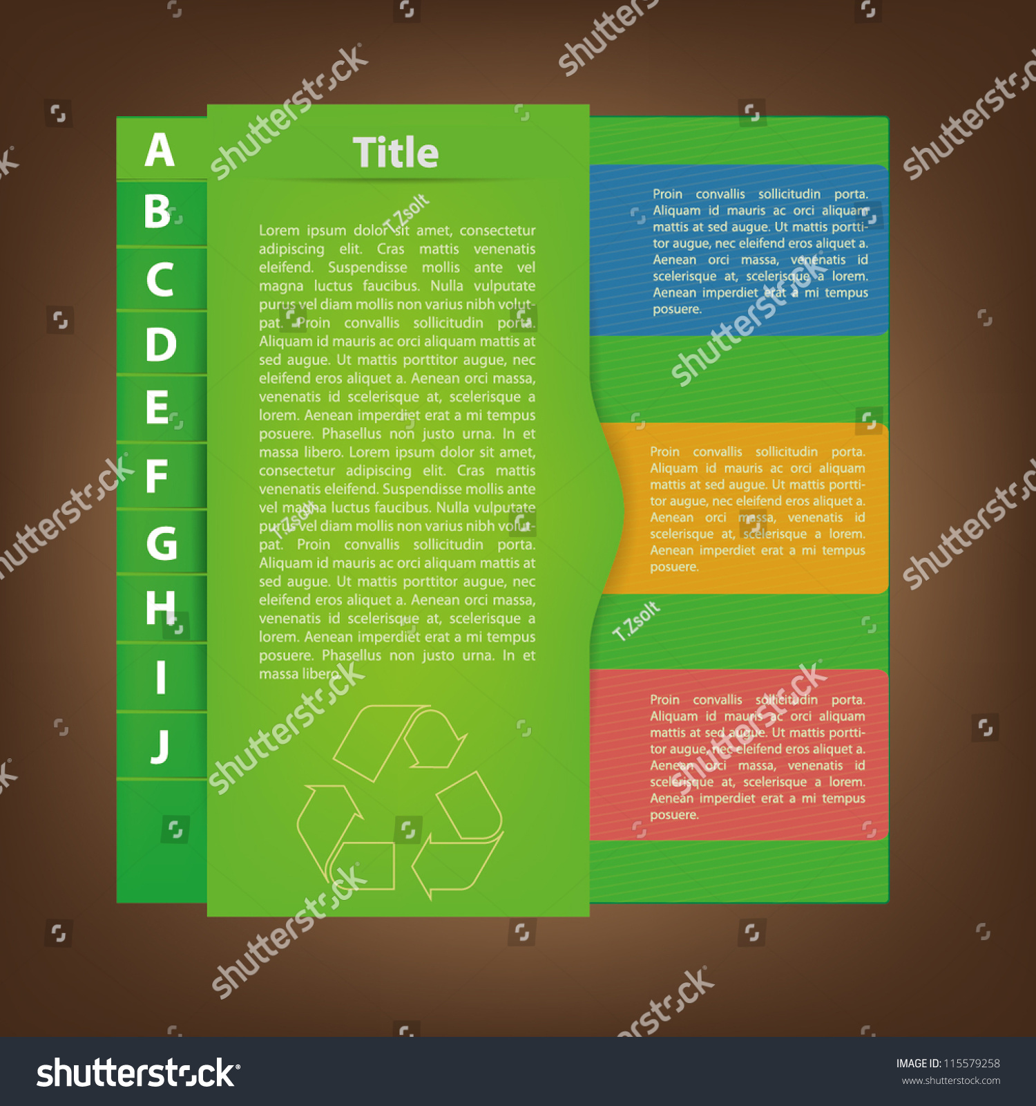 Green eco business folder template presentation stock vector green eco business folder template presentation stock vector 115579258 shutterstock accmission Choice Image