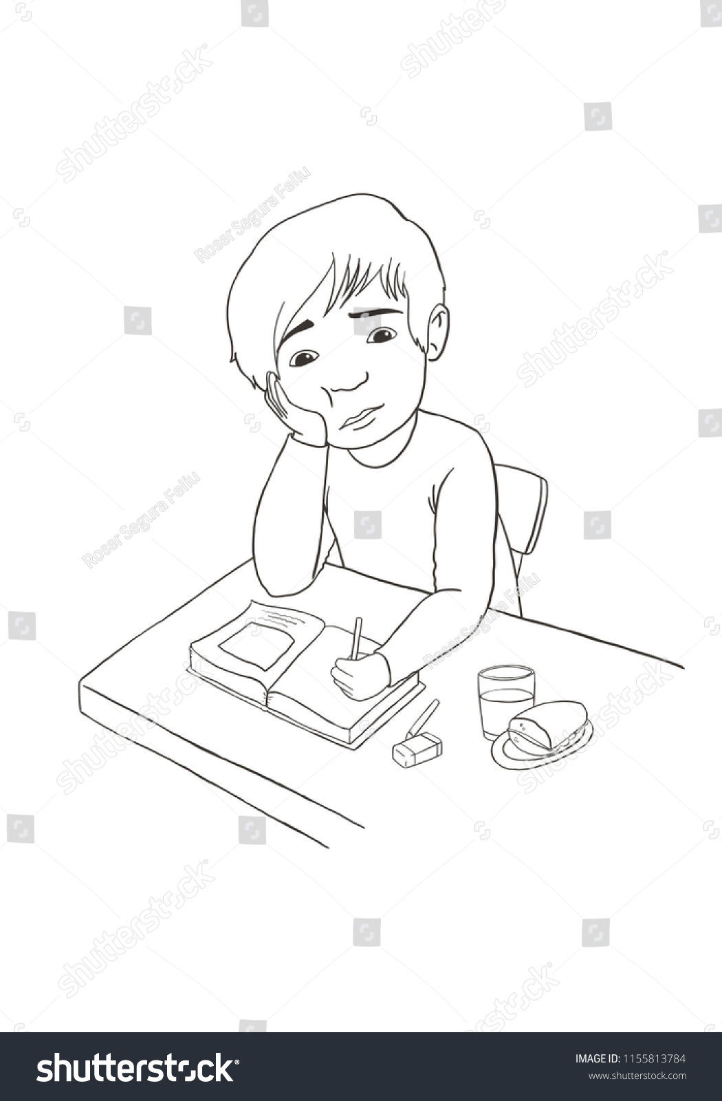 Homework Drawing