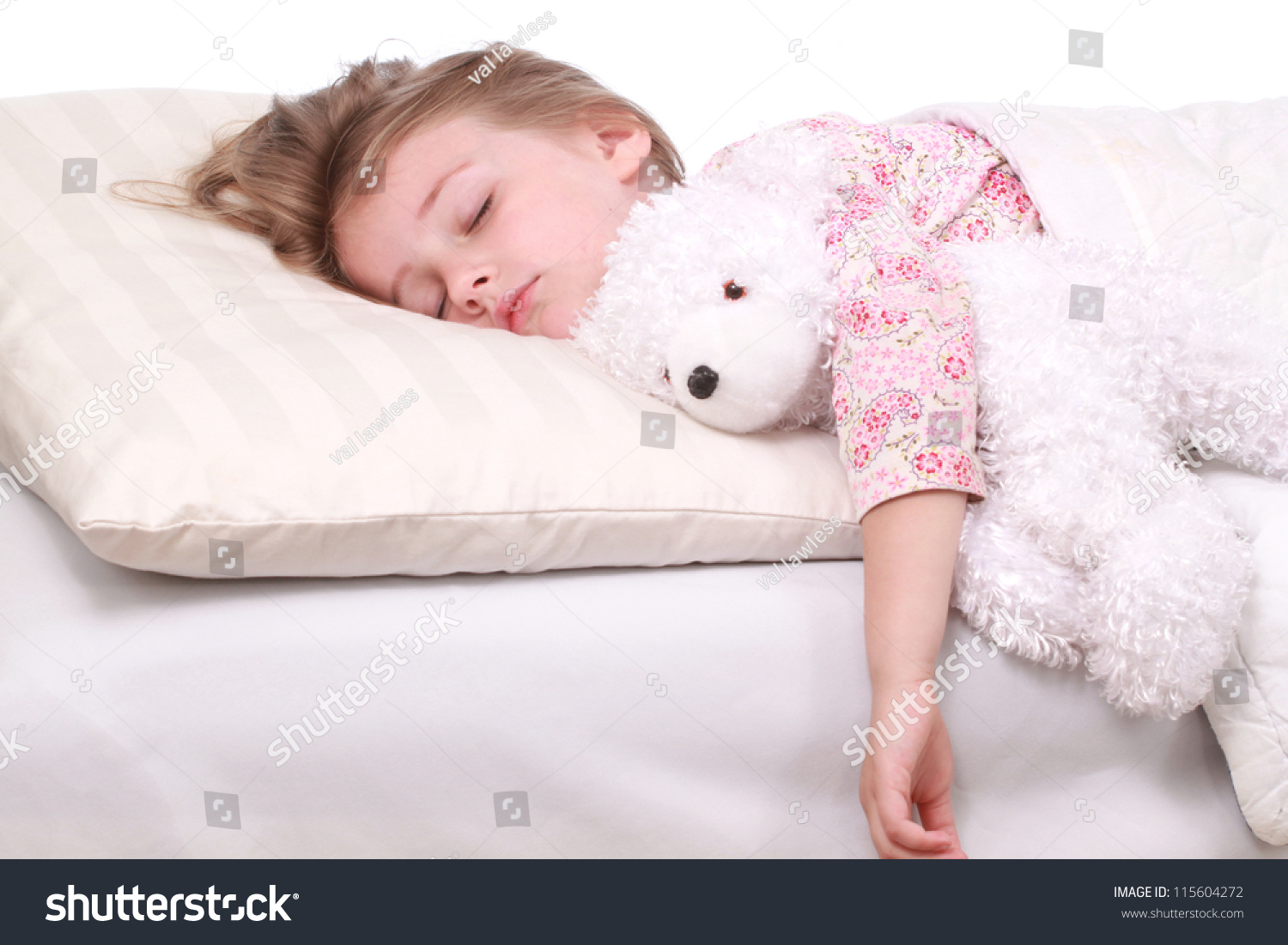 Little Girl Sleeping In Safety Car Seat Stock Photo, Picture And ...