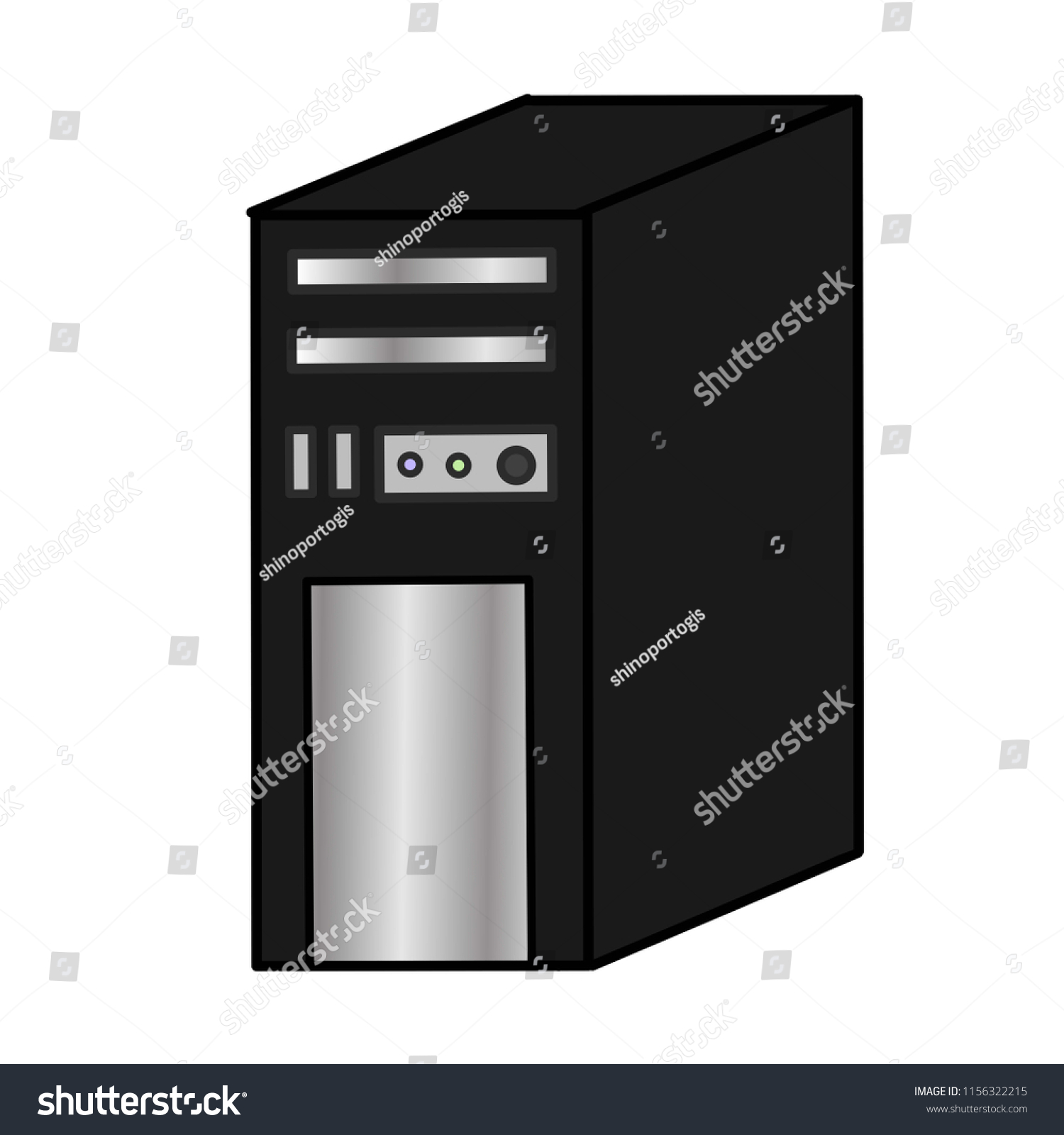 hand drawing illustration cpu computer cpu stock vector royalty free 1156322215 https www shutterstock com image vector hand drawing illustration cpu computer vector 1156322215