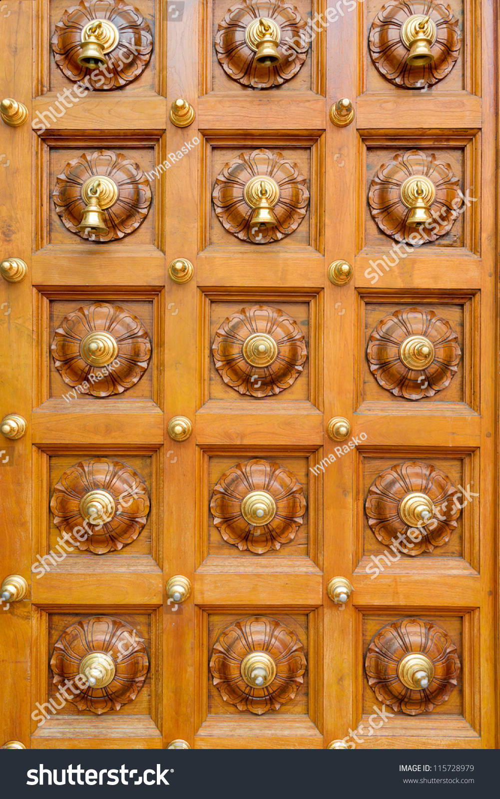 Temple Glass Shree Rangkala Design Surat Gujarat Teak Doors Hindu Designs For Home