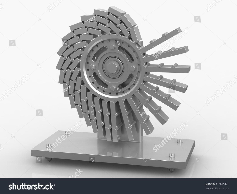 Perpetuum Mobile Stock Photo 115810441 - Shutterstock