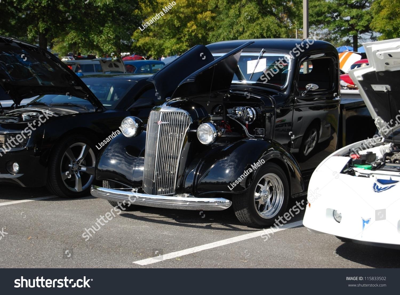 Frederick md september 161940 black chevrolet stock photo for Motor vehicle administration md