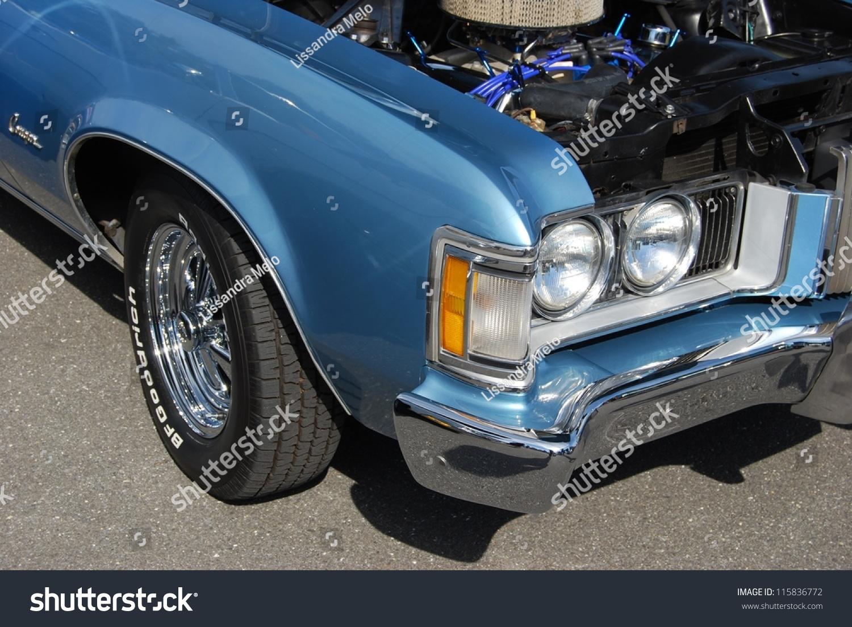 Frederick md september 16 1970 blue chevrolet chevelle for Motor vehicle administration md