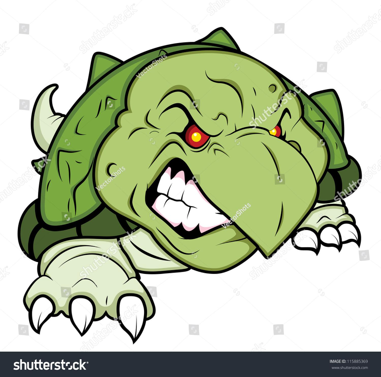 angry turtle logo - photo #8