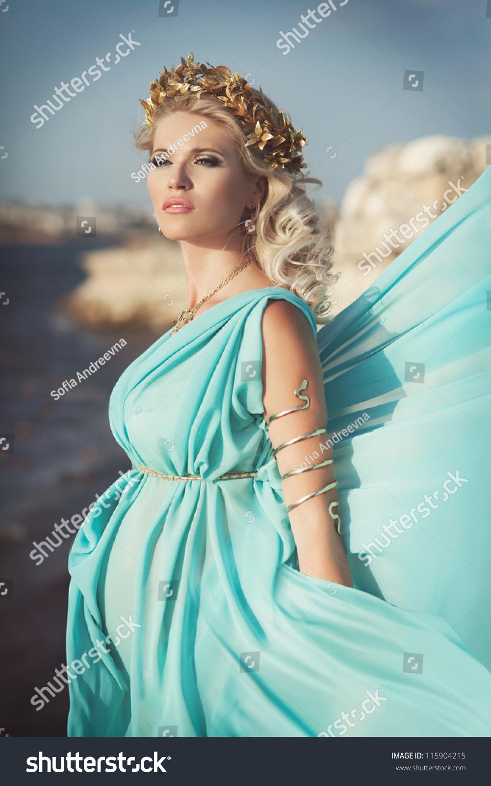 Woman Beautiful Women Goddess Art 23