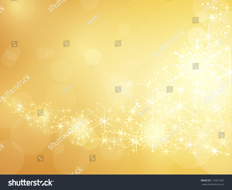 shiny golden lights stock - photo #27