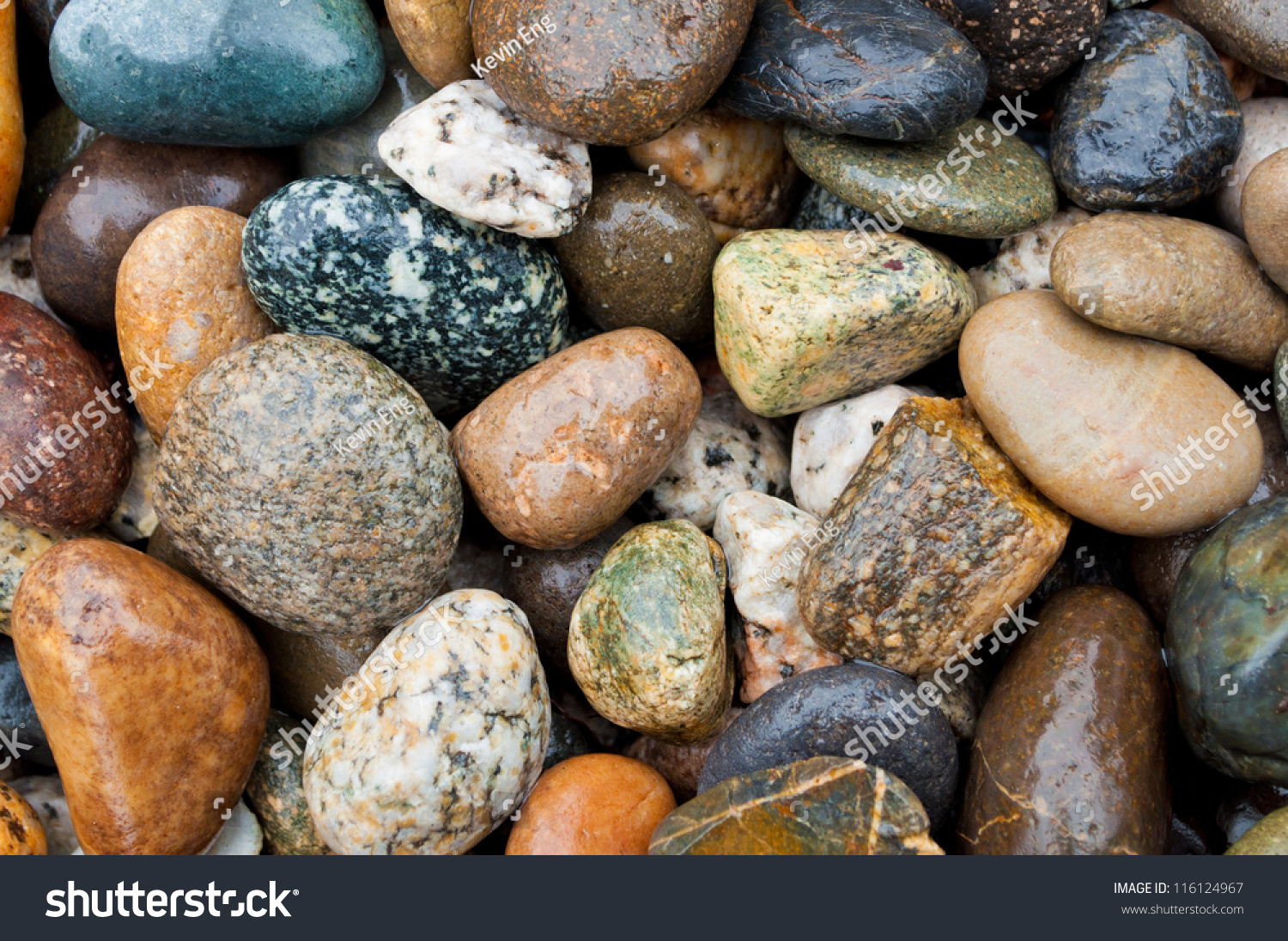 Image gallery large pebbles for Landscaping rocks auckland
