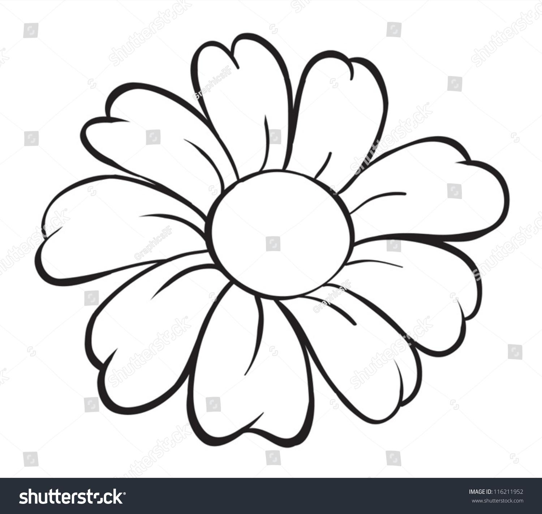 Illustration Flower Sk...