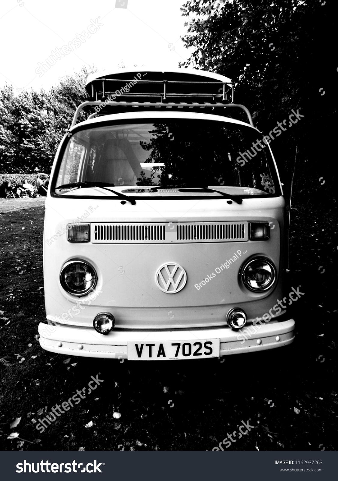 Volkswagen Camper Van 23rd August 2018 Stock Photo Edit Now 1162937263
