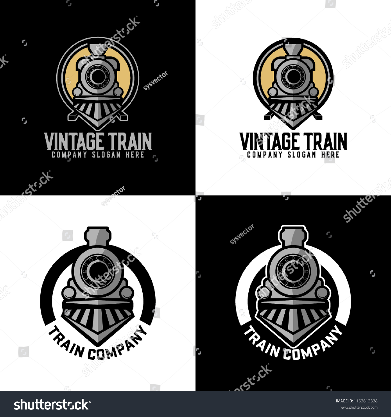 Black And White Badges Steam