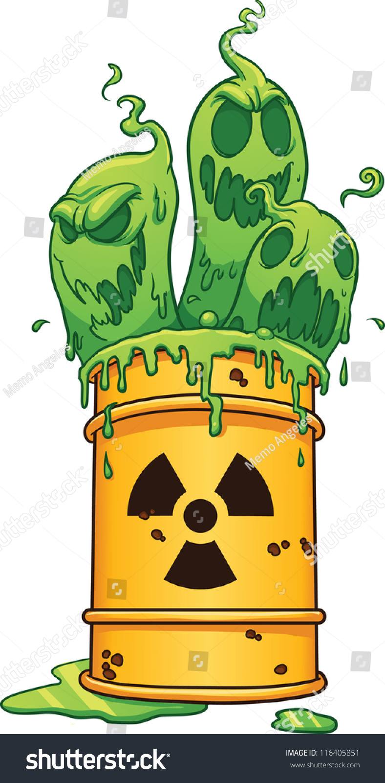 Toxic Clip Art
