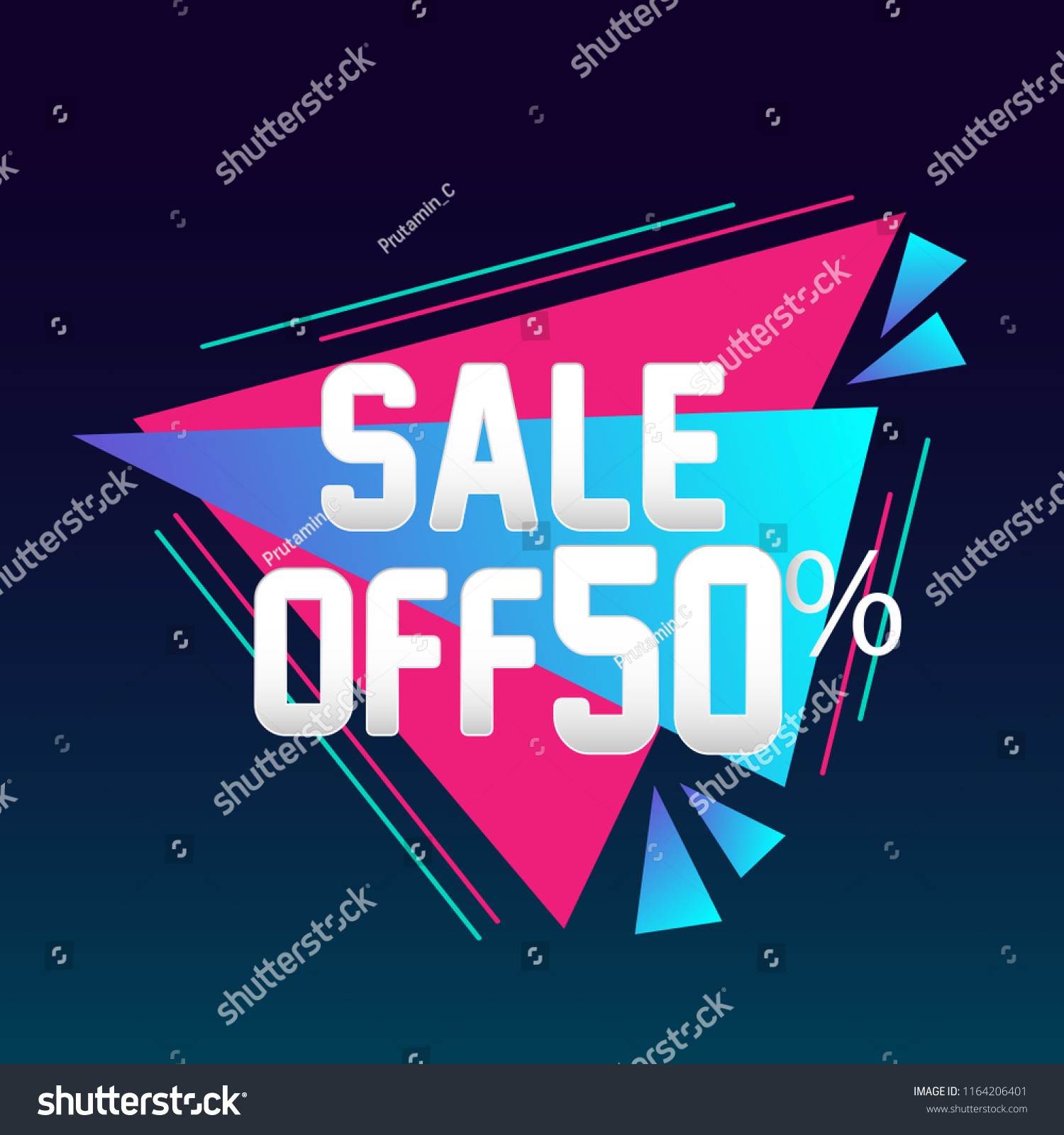 Sale Off 50 Beautiful Greeting Card Stock Vector Royalty Free
